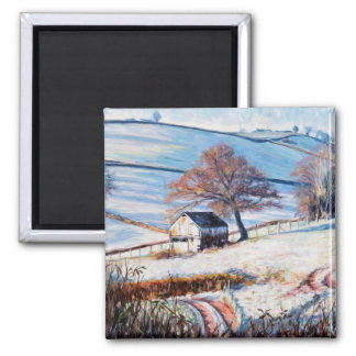 Winter Frost 2009 Magnet