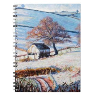 Winter Frost 2009 Notebook