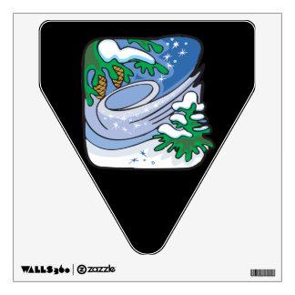 Winter Frost Wall Sticker
