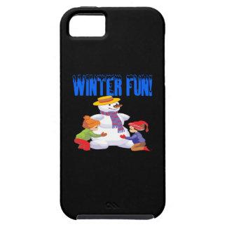 Winter Fun iPhone 5 Cover