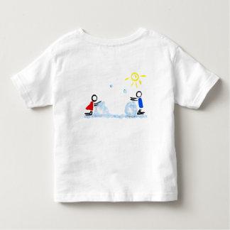winter fun toddler t-shirt