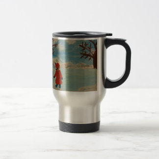 Winter Fun Travel Mug