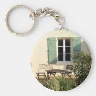 winter garden key chains