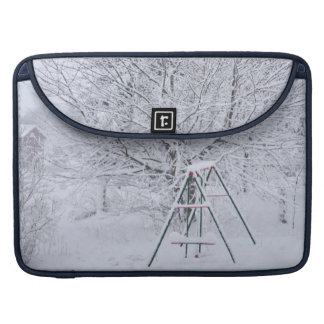 Winter Garden MacBook Pro Sleeve