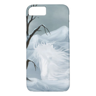 Winter ghost horse iPhone 8/7 case