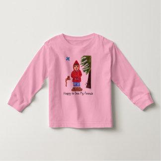 Winter Girl Friends Tshirt