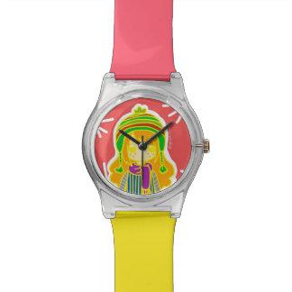 Winter Girl Wrist Watches