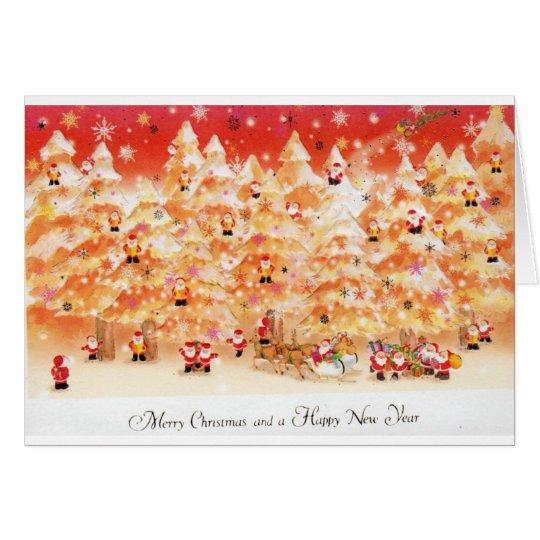 Winter Glow Card