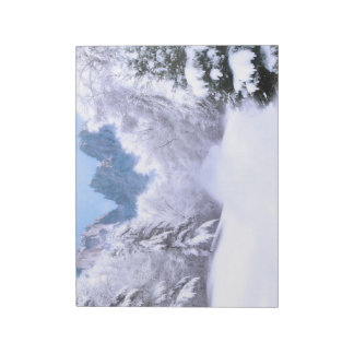 Winter Glow Christmas Scrapbooking Paper Pad