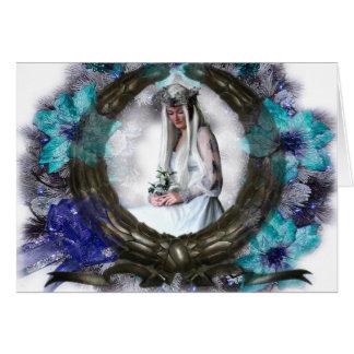 Winter Goddess (Card) Card