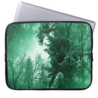 Winter Green... Laptop Sleeve