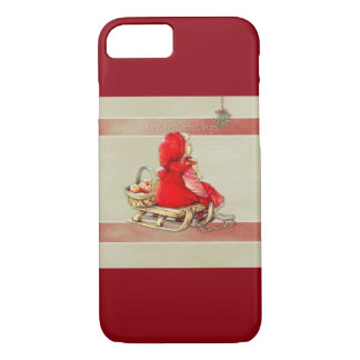Winter Greetings iPhone 7 Case