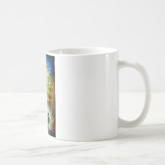 Winter guards into the old WTC Coffee Mug