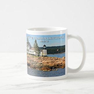 Winter Harbor Lighthouse, Maine Coffee Mug