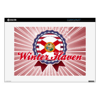 Winter Haven FL Decal For Laptop