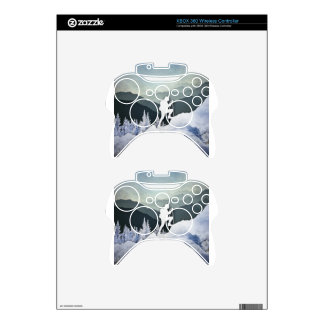 Winter Hike Xbox 360 Controller Skins