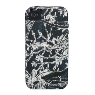 Winter Hoarfrost Case-Mate iPhone 4 Cases