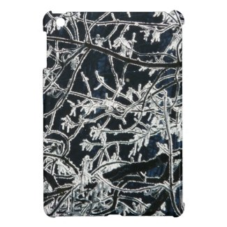 Winter Hoarfrost iPad Mini Cases