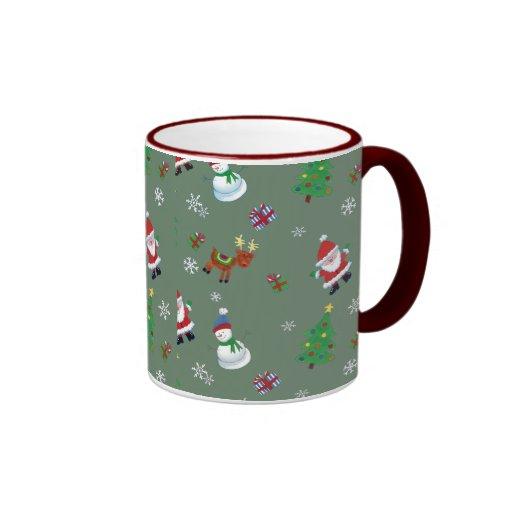 Winter-Holiday - Christmas mug