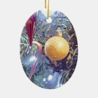 Winter Holiday Ornaments