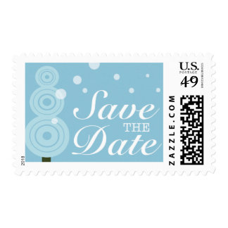 Winter Holiday Party Stamp