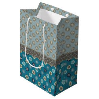 Winter Holidays Medium Gift Bag