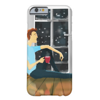 Winter HOme Barely There iPhone 6 Case