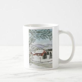 Winter Home Mug