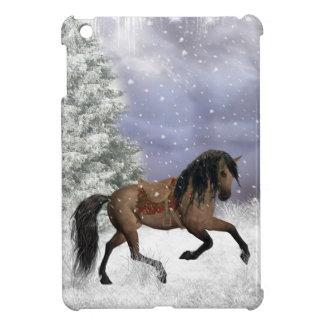 Winter Horse Equine Fantasy Art Case For The iPad Mini