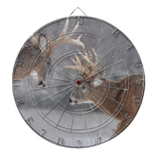 Winter Hunt Dartboard