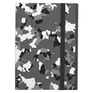 Winter Ice Camo iPad Air Covers