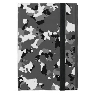 Winter Ice Camo Cases For iPad Mini
