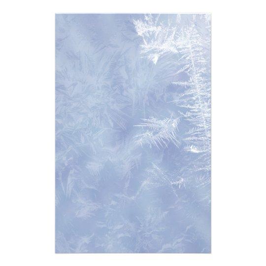Winter / Ice Design Stationery