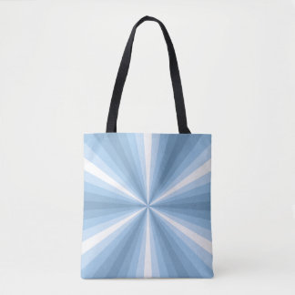 Winter Illusion All-Over-Print Bag