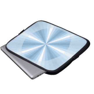 Winter Illusion Laptop Case