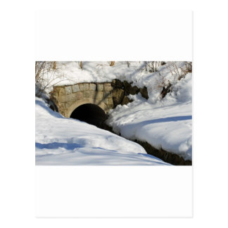Winter impression Nr. 2 - Winterstimmung Nr. 2 Postcard