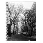Winter in Brookly, NY Libreta