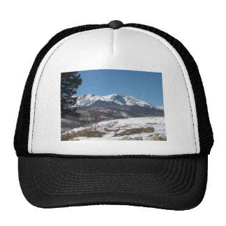 Winter in Colorado Trucker Hat