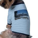 Winter in Colorado Pet Tee Shirt