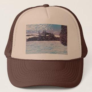 Winter in July Trucker Hat