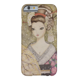 Winter in Kyoto Barely There iPhone 6 Case