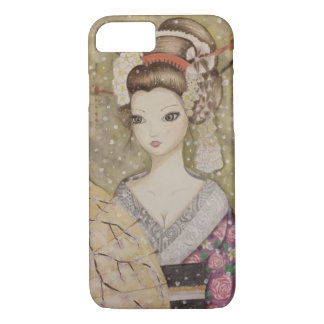 Winter in Kyoto iPhone 8/7 Case