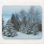 Winter In Maine Mouse Mats