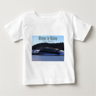 Winter in Maine Tees