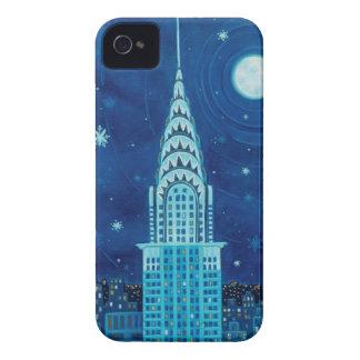 Winter in New York City Blackberry Bold Case