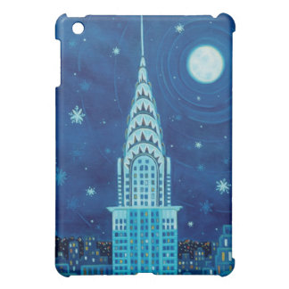 Winter in New York iPad Case