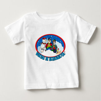 Winter in Nordakota Baby T-Shirt
