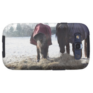 Winter in Rural Hertfordshire, England Galaxy SIII Cover