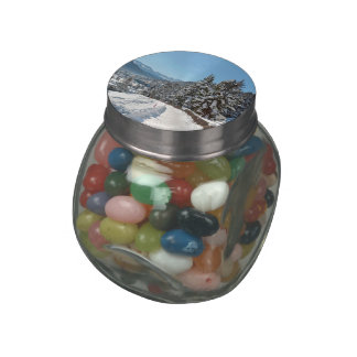 Winter in St. Moritz Jelly Belly Candy Jars