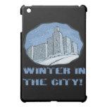 Winter In The City iPad Mini Covers